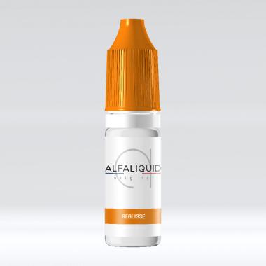 E-liquide reglisse alfaliquid